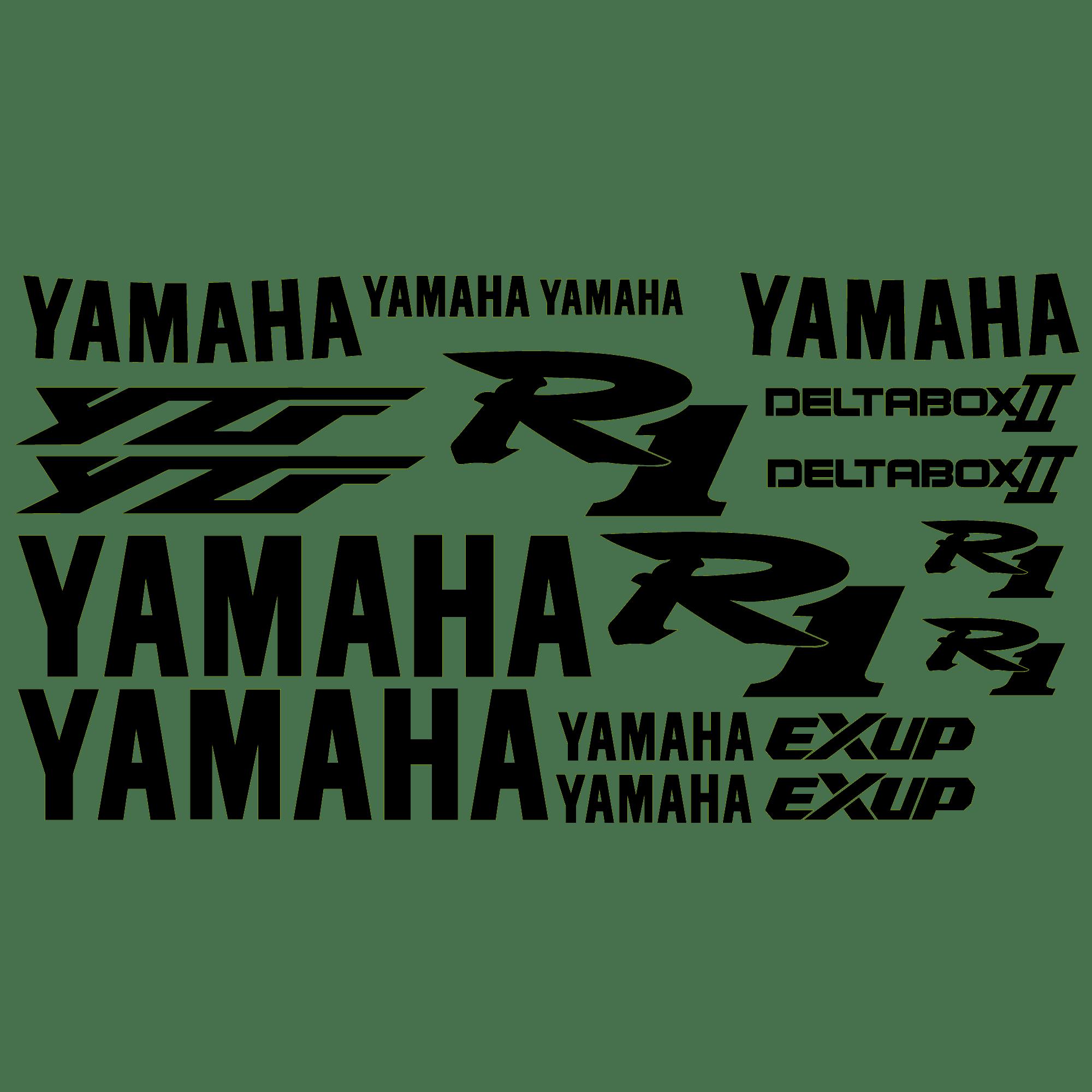 Pegatina YZF R1