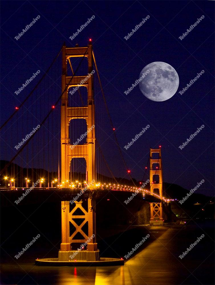 Fotomurales: Puente Golden Gate