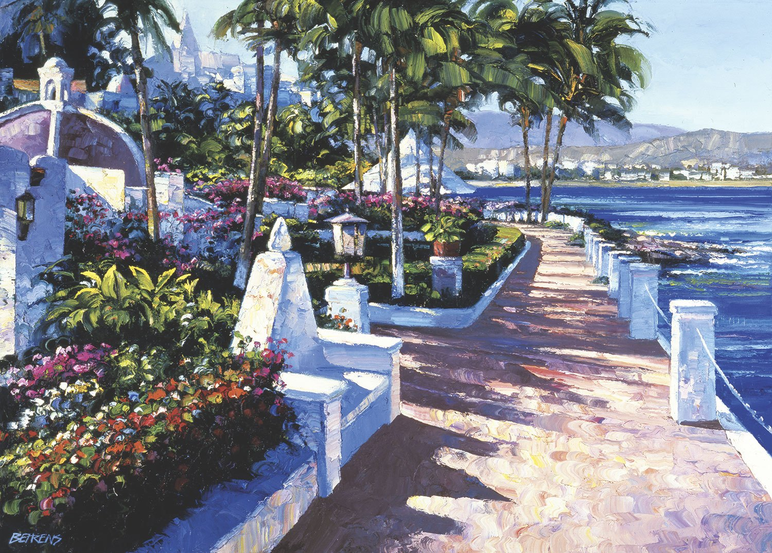 Fotomurales: Paseo marítimo, Howard Behrens